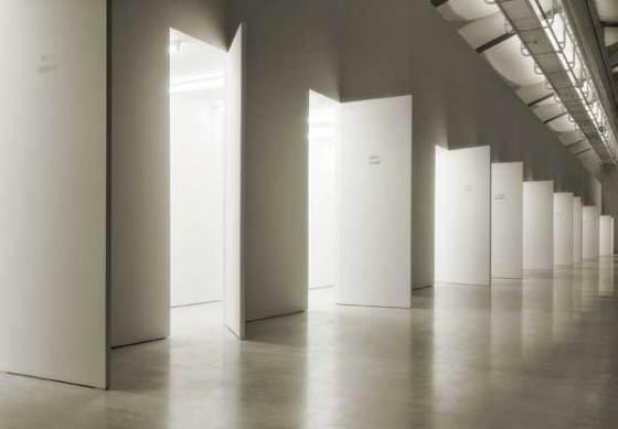 Ida e Volta: Ficção e Realidade. Vista geral da exposição. CAM_2007_Fotografia: Paulo Costa